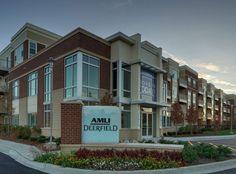 38 Amli Deerfield Ideas Deerfield Apartment Northbrook