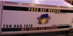 With the assistance of best #movers in #Kelowna it is easy to reallocate, you only need to call them and they will do the rest. They safely load and unload your valuables and deliver it on time. For more detail visit onhttp://www.packratmovers.ca .