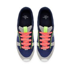 NEON SNEAKERS - Shoes - TRF | ZARA United States