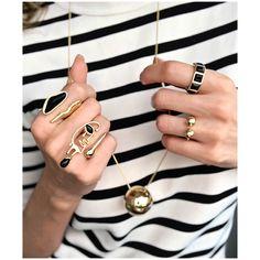 Maria Dolores Home Eye Jewelry, Body Jewelry, Jewelry Rings, Jewlery, Jewels Clothing, Girls Best Friend, Little Things, Metal Working, Piercings