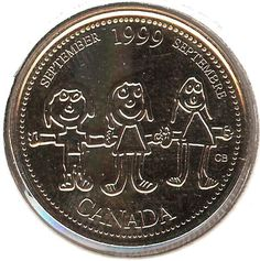 Rare Canadian Coins 1999 September Mule front faceRare earth Rare earth may refer to: Rare Coins Worth Money, Valuable Coins, Valuable Pennies, Canadian Coins, Canadian History, European History, American History, Canadian Penny, Coin Worth