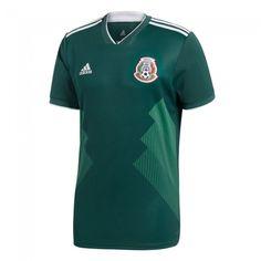 Camiseta de México 2018-2019 Local #fashion #soccer #shirt #camiseta