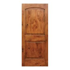 Knotty Alder Solid Wood Interior Doors Shown In Knotty