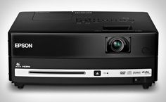 Simplify and portable-ify your home theater setup by picking up the Epson MovieMate 85HD ($730). Capable of 720p HD with 2,500 lumens of output - both color and white light - this mobile powerhouse also features a host of inputs,...