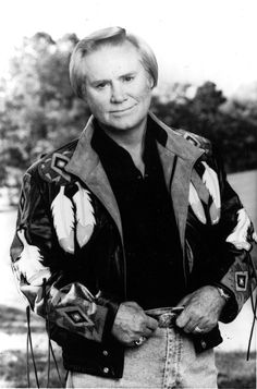 "George Jones, the peerless, hard-living country singer who recorded dozens of hits about good times and regrets and peaked with the heartbreaking classic ""He Stopped Loving Her Today,"" has died. Old Country Music, Best Country Singers, Country Music Artists, Country Music Stars, Country Men, Outlaw Country, Country Musicians, American Country, George Jones"