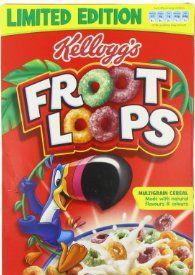 Kellogg's Froot Loops, 21.7 Oz