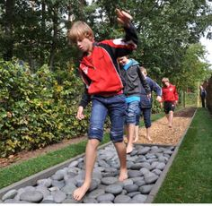 """Find out even more info on """"playground indoor design play spaces"""". Browse through our internet site. Natural Playground, Outdoor Playground, Playground Ideas, Parks And Recreation Jobs, Sensory Pathways, Outdoor Learning Spaces, Play Spaces, Sensory Garden, Outdoor Classroom"""