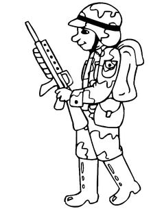 The Various Army And Soldier Image Coloring Pages Soldier Coloring Pages. The fact that the soldier is a strong and awesome force in a security organization of a state. Every state has to have an army or Super Coloring Pages, Coloring Pages To Print, Free Printable Coloring Pages, Free Coloring, Coloring Pages For Kids, Coloring Books, Captain America Images, Military Drawings, Hand Pictures