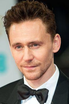 Tom Hiddleston at the EE British Academy Film Awards February 8, 2015. Via Torrilla.tumblr.com
