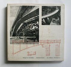 felix - books • bill: robert maillart • wiedler.ch