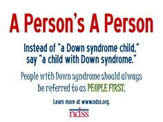 down syndrome quotes - Google Search