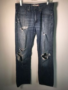 18237dfa1b1 Levis 559 distressed relaxed fit straight Jean Men 31x32 Pro Skr Jordan  Sanchez #fashion #