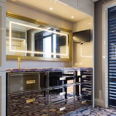 Auckland Penthouse Modern Bathroom, Bathroom Ideas, Bathroom Interior Design, French Door Refrigerator, Auckland, Kitchen Appliances, Luxury, Home, Decor