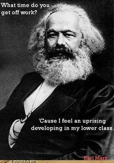 Karl Marx Yaay Sociology