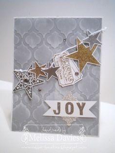 RubberFUNatics: Christmas in June Stampin Up Simply Stars Cas Christmas Cards, Stampin Up Christmas, Christmas Star, Christmas Greetings, Handmade Christmas, Holiday Cards, Christmas Jingles, Christmas 2014, Winter Christmas