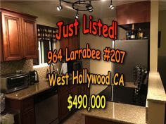 Just Listed 964 Larrabee St. Unit 207 West Hollywood - http://itz-sold.com/just-listed-964-larrabee-st-unit-207-west-hollywood/ http://itz-sold.com/wp-content/uploads/2017/09/964-Larrabee_Exp.jpg   We just listed this cozy and remodeled 1 bedroom condo in the hear of West Hollywood Best entry price-point in the heart of West Hollywood! Fabulously located between Santa Monica Blvd and the famed Sunset Strip. Walk to Trader Joes, Pavilions, Gyms, Clubs & Fun or Fine Dining.