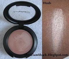 MAC - Cream Color Base Hush...use as my primer before I apply my eyeshadow. Love it!