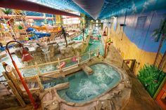 Something for everyone at #SaharaSams indoor/outdoor #waterpark