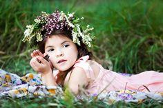 Sweet Flowergirl Inspiration | Polka Dot Bride