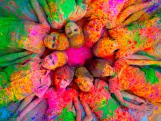 Let your love be innocent & colorful!! Beloveful! Be full of love!