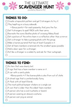 for Scavenger photos for teens and tweens: FREE printable! Hunt for Scavenger photos for teens and tweens: FREE printable!,Hunt for Scavenger photos for teens and tweens: FREE printable! Scavenger Hunt Riddles, Adult Scavenger Hunt, Outdoor Scavenger Hunts, Scavenger Hunt Birthday, Photo Scavenger Hunts, Teen Scavenger Hunts, School Scavenger Hunt, Christmas Scavenger Hunt, Nature Scavenger Hunts