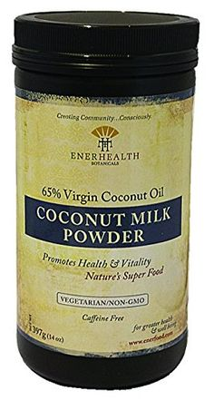 Enerhealth Botanicals Coconut Milk Powder ** Check out the image by visiting the link.