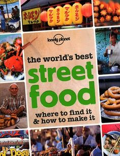 Santas Tools and Toys Workshop: Book: Lonely Planet The World's Best Street Food (General Pictorial)