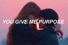 purpose // justin bieber
