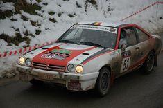 Rallye Legend Boucles de Spa 2013