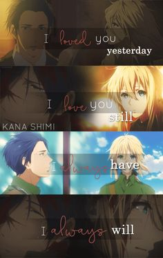 This isn't a textpost but I watched this anime like a few months ago and it's literally my favorite anime it's so sad oh my god hjgsd -Catherine Me Anime, Girls Anime, Anime Guys, Manga Anime, Anime Art, Sad Anime Quotes, Manga Quotes, Violet Evergarden Gilbert, Digimon