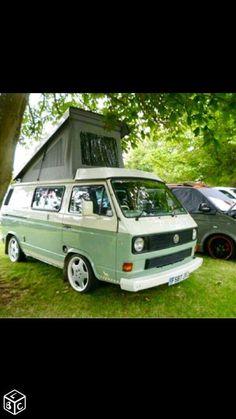 UNIQUE Volkswagen t3 Avec peinture au choix !
