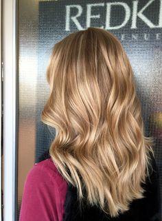 nice Сладкий карамельный цвет волос (50 фото) — Кому подойдет?