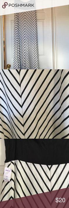 Stripped maxi skirt Stripped maxi skirt Choice Skirts Maxi