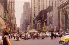 Manhattan: 42nd Street and 8th Avenue (1953)