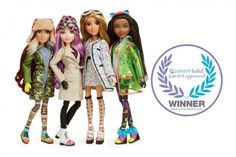 Project MC2 Dolls with Experiment - Toronto4Kids