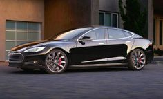 2017 Tesla Model S...so hot....so expensive...*sigh*