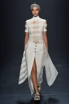 Awesome #design! Phelan Spring 2016 Ready-to-Wear Fashion Show