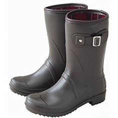 Easy to Walk Rain boots , Prevents stumbling , Color : Brown , Size : 6.5-7 (US Ladies') *** Read more at the image link. (This is an affiliate link) #Outdoor