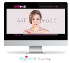 A great website design that converts and build your brand | Fabi Paolini Branding + Web design