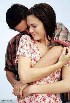 il nostro amore è come il vento...non lo vedo, ma lo percepisco..(i passi dell'amore)