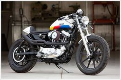 "DP Customs '99 Harley Sportster - ""Centennial"""