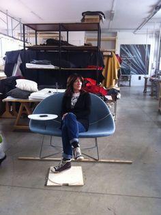 Isola Chair by Claesson Koivisto Rune for Tacchini #3