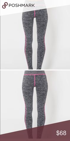 ✨Yoga ✨Breathable yoga tights. Great material and the colors are nice and vibrant. These awesome tights are super cute and look fabulous on! An excellent choice for any your workout escapades! Or just lounge and look cute in them Electric Yoga Pants Leggings
