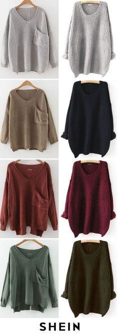 Stay cozy in these loose sweaters, pullovers, sweatshirts and hoodies from Speak. Look Fashion, Teen Fashion, Fashion Outfits, Fashion Check, Fashion Wear, Womens Fashion, Fall Winter Outfits, Autumn Winter Fashion, Casual Outfits