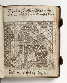 Pattern Book (Germany), 1760
