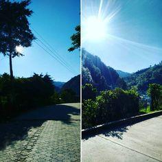 #Amaneciendo  #alba entre #Cordilleras foto de @betto914  #Colombia #sun #Cauca #CaucaTerritorioDePaz  #YoSoyCaucano