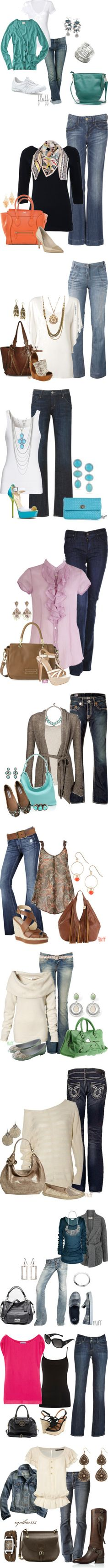 """Casual Weekend Wear v2"" by snowbny08 on Polyvore"