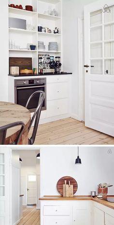 Copenhagen rental kitchen