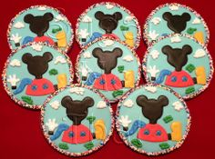 Mickey's Clubhouse   Cookie Connection