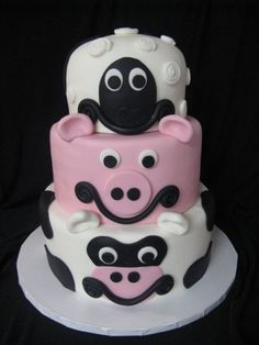 50 Easy Make #Animal Cakes for Every Occasion ...